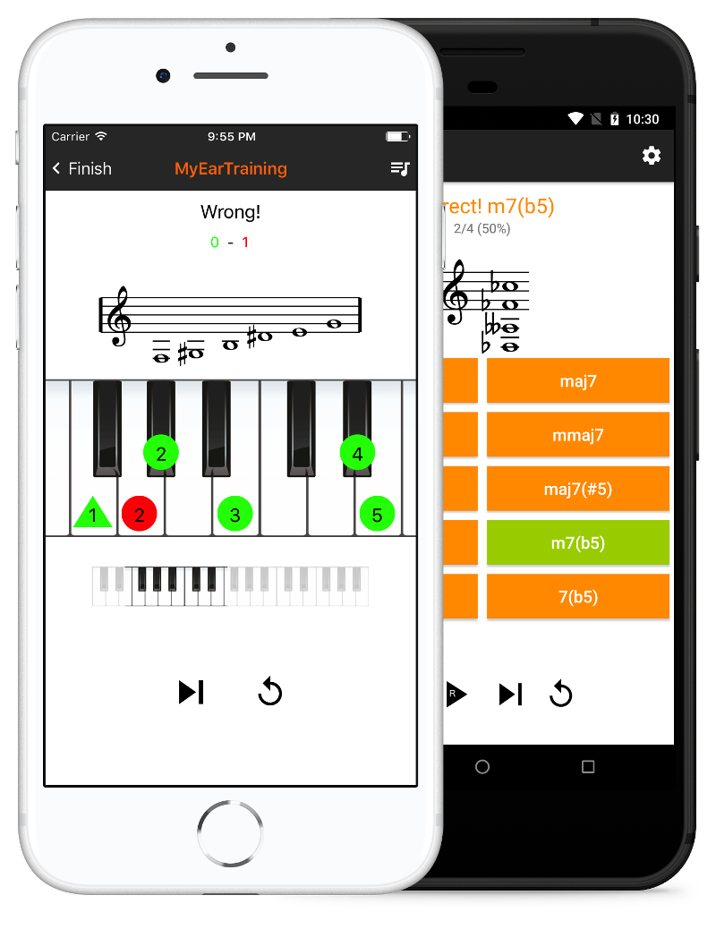 MyEarTraining | Ear Training Apps, Exercises and Lessons